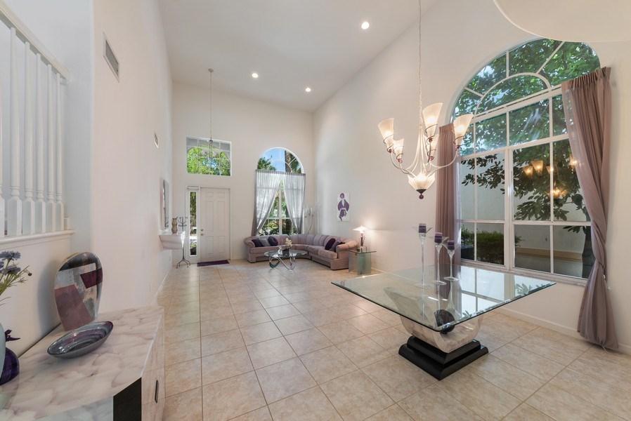 Real Estate Photography - 12629 Colony Preserve Dr., Boynton Beach, FL, 33436 - Living Room / Dining Room