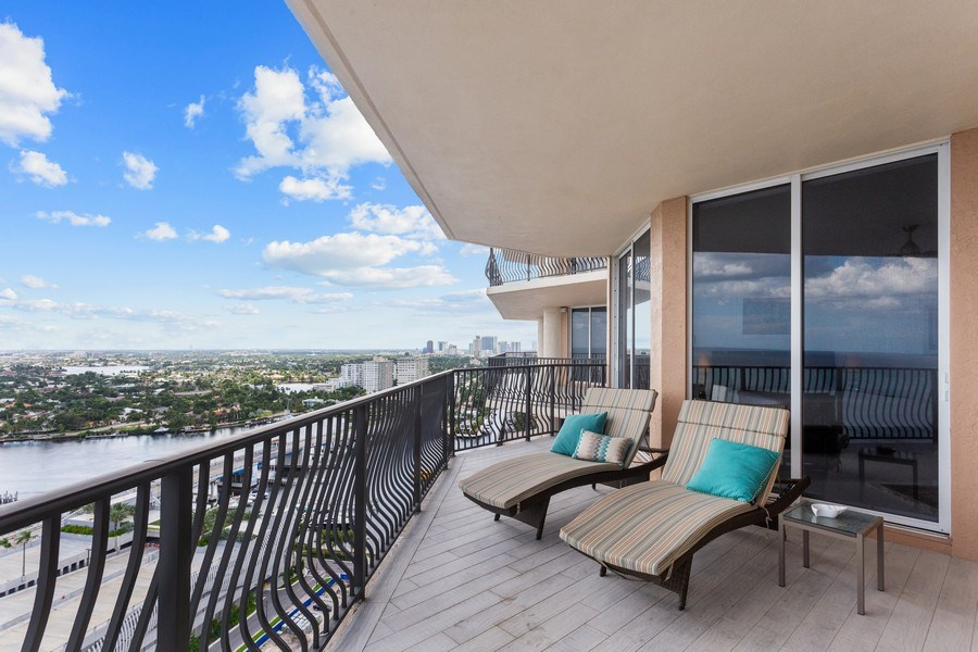 Real Estate Photography - 100 South Birch Road #2404E, Fort Lauderdale, FL, 33316 -
