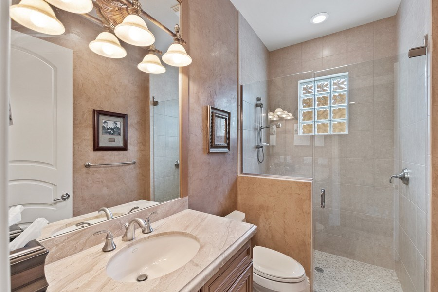 Real Estate Photography - 2947 Tiburon Blvd. E., Naples, FL, 34109 - Bathroom