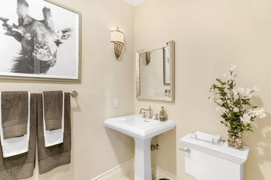 Real Estate Photography - 6840 SE South Marina Way, Stuart, FL, 34996 - Fourth Bathroom