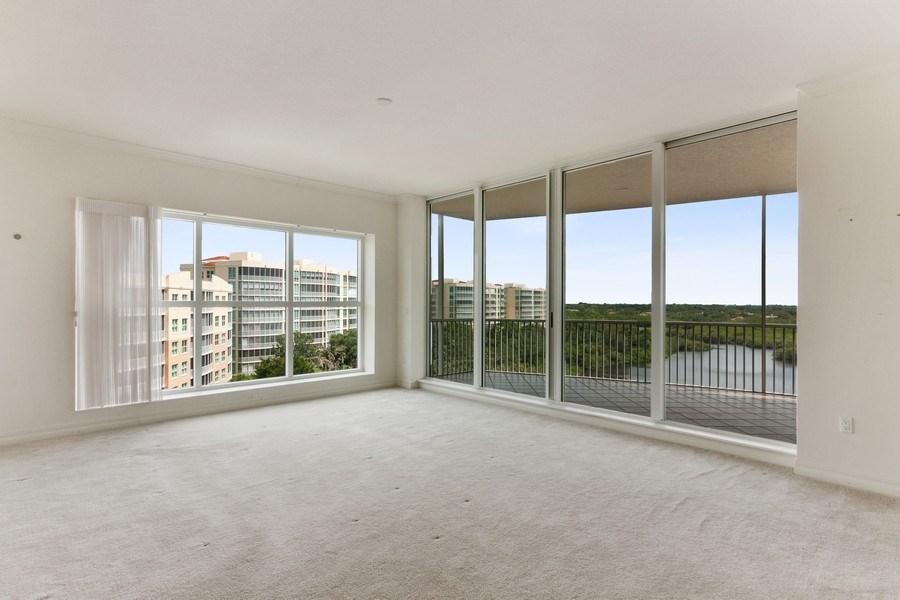 Real Estate Photography - 3603 N. Point Rd. #801 BD6, Osprey, FL, 34229 - Living Room