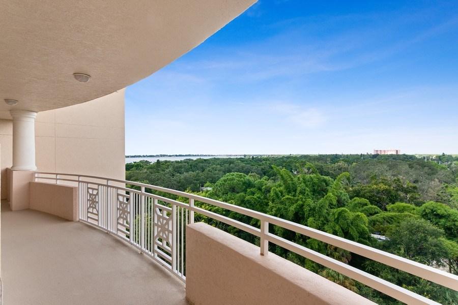 Real Estate Photography - 3603 N. Point Rd. #801 BD6, Osprey, FL, 34229 -