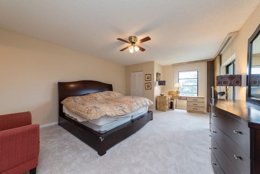 Real Estate Photography - 7310 Ashford Place, Apt 407, Delray Beach, FL, 33446 - Master Bedroom