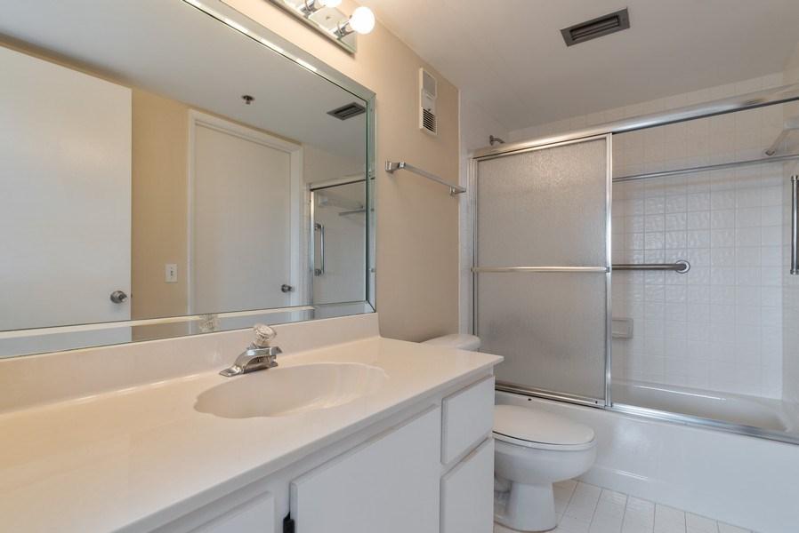 Real Estate Photography - 7310 Ashford Place, Apt 407, Delray Beach, FL, 33446 - Bathroom