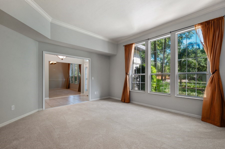 Real Estate Photography - 1917 SW 86th Terrace, Gainesville, FL, 32608 - Living Room