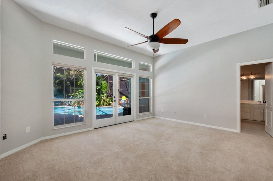 Real Estate Photography - 1917 SW 86th Terrace, Gainesville, FL, 32608 - Master Bedroom