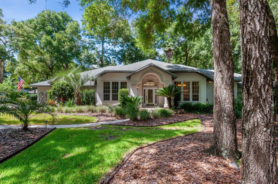 Real Estate Photography - 1917 SW 86th Terrace, Gainesville, FL, 32608 - Front View