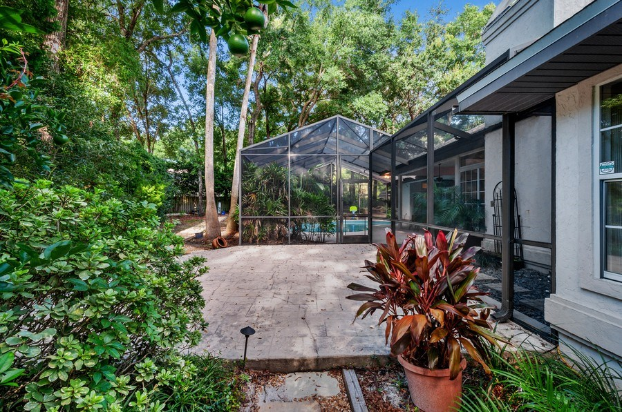 Real Estate Photography - 1917 SW 86th Terrace, Gainesville, FL, 32608 - Side View