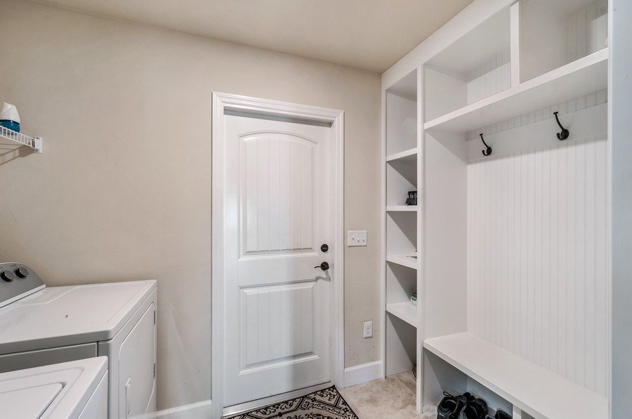 Real Estate Photography - 1789 SW 247th Street, Newberry, FL, 32669 - Laundry Room