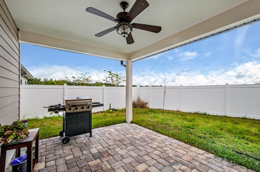 Real Estate Photography - 1789 SW 247th Street, Newberry, FL, 32669 - Patio