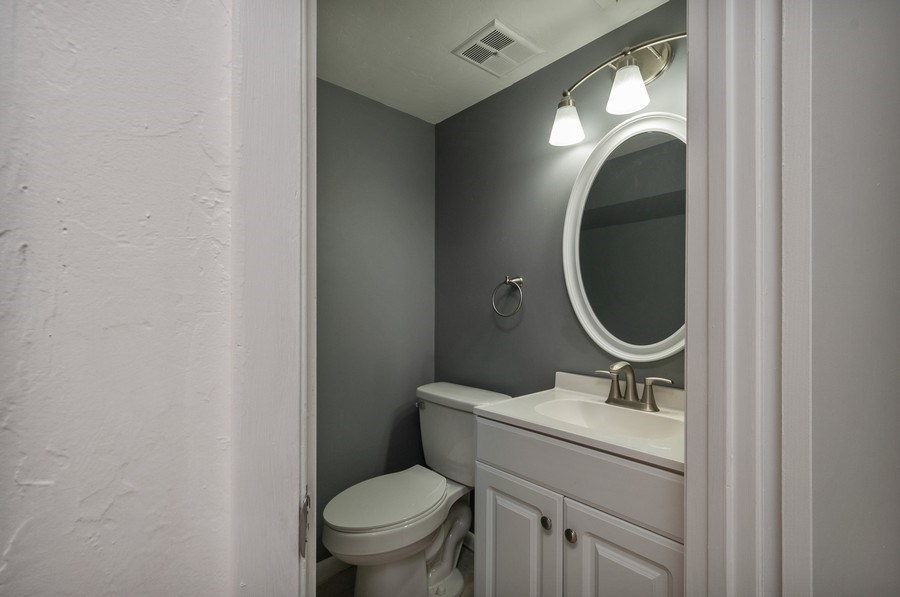 Real Estate Photography - 1420 SW 25th place, Gainesville, FL, 32608 - Half Bath