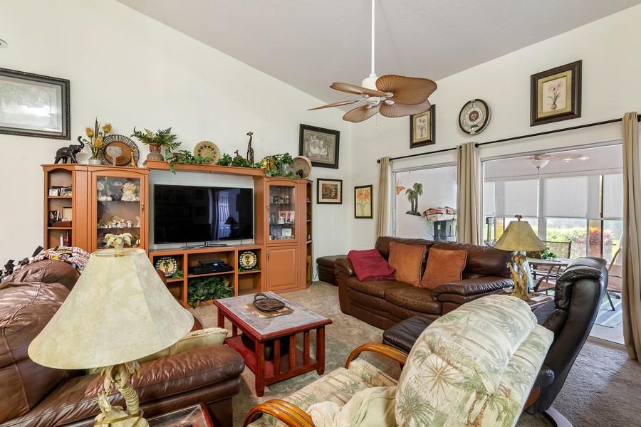 Real Estate Photography - 3011 Live Oak Ln, Palmetto, FL, 34221 - Living Room