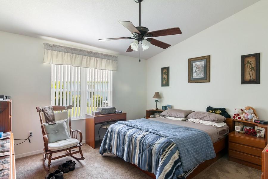 Real Estate Photography - 3011 Live Oak Ln, Palmetto, FL, 34221 - Master Bedroom