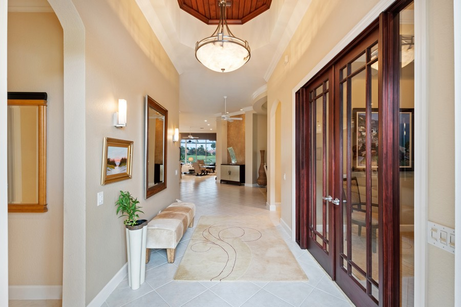 Real Estate Photography - 1420 Via Portofino, Naples, FL, 34108 - Location 1