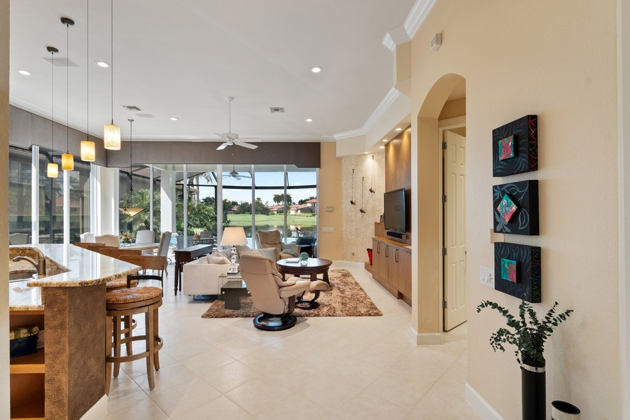 Real Estate Photography - 1420 Via Portofino, Naples, FL, 34108 -