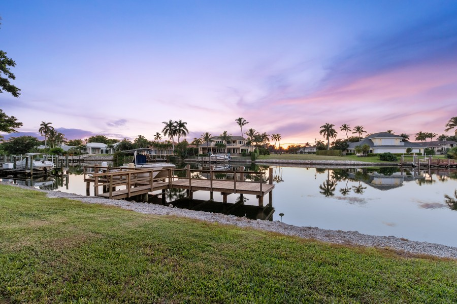 Real Estate Photography - 3220 Rum Row, Naples, FL, 34102 - View