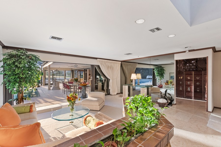 Real Estate Photography - 3220 Rum Row, Naples, FL, 34102 - Living Room