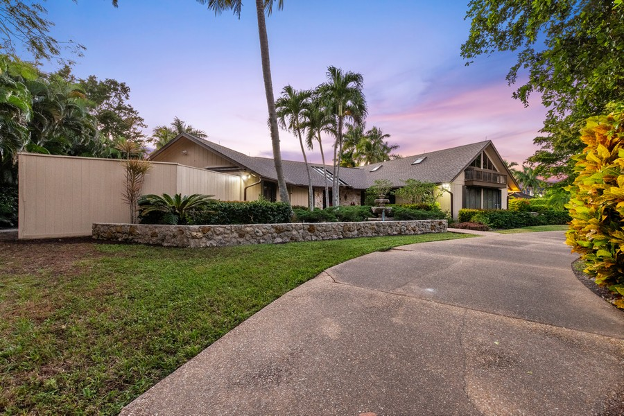 Real Estate Photography - 3220 Rum Row, Naples, FL, 34102 - Front View