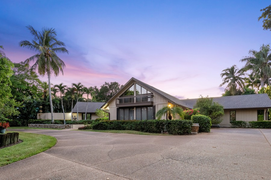Real Estate Photography - 3220 Rum Row, Naples, FL, 34102 - Front of House