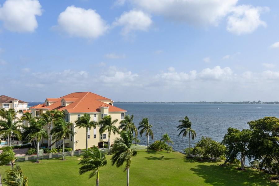 Real Estate Photography - 4280 SE 20th Pl, Unit 702, Cape Coral, FL, 33904 - View