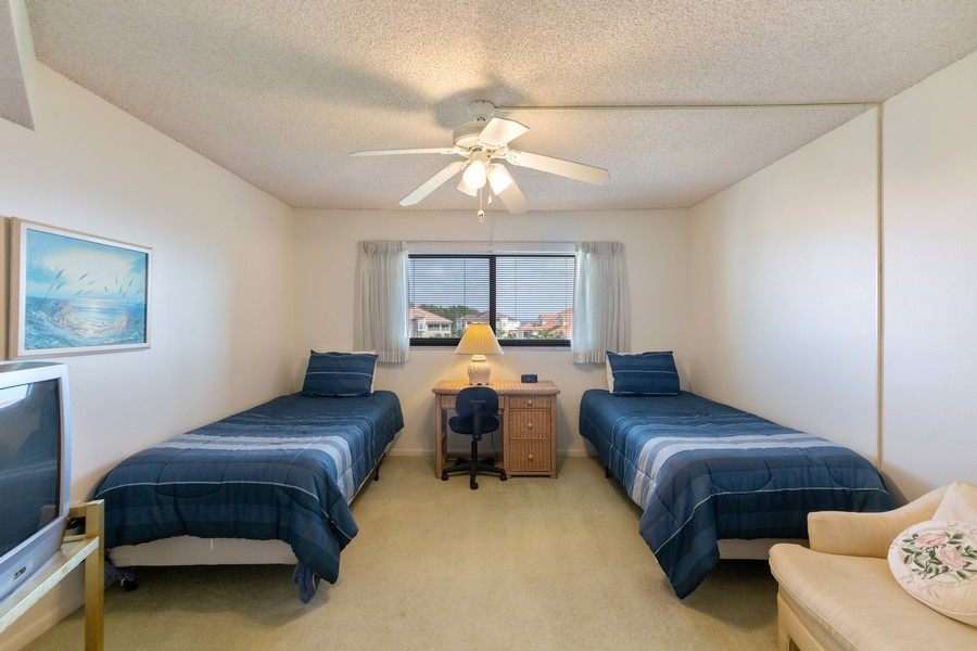 Real Estate Photography - 4280 SE 20th Pl, Unit 702, Cape Coral, FL, 33904 - 2nd Bedroom