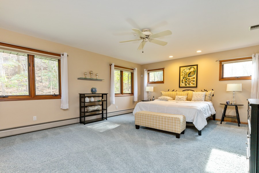 Real Estate Photography - 65 Rosman Rd, Thiells, NY, 10984 - Master Suite Oasis