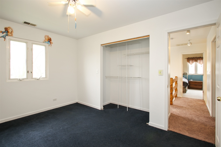Real Estate Photography - 312 N. William, Mt. Prospect, IL, 60056 - 2nd Bedroom