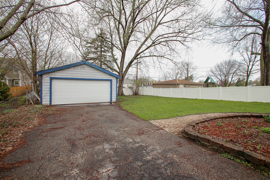 Real Estate Photography - 312 N. William, Mt. Prospect, IL, 60056 - Back Yard