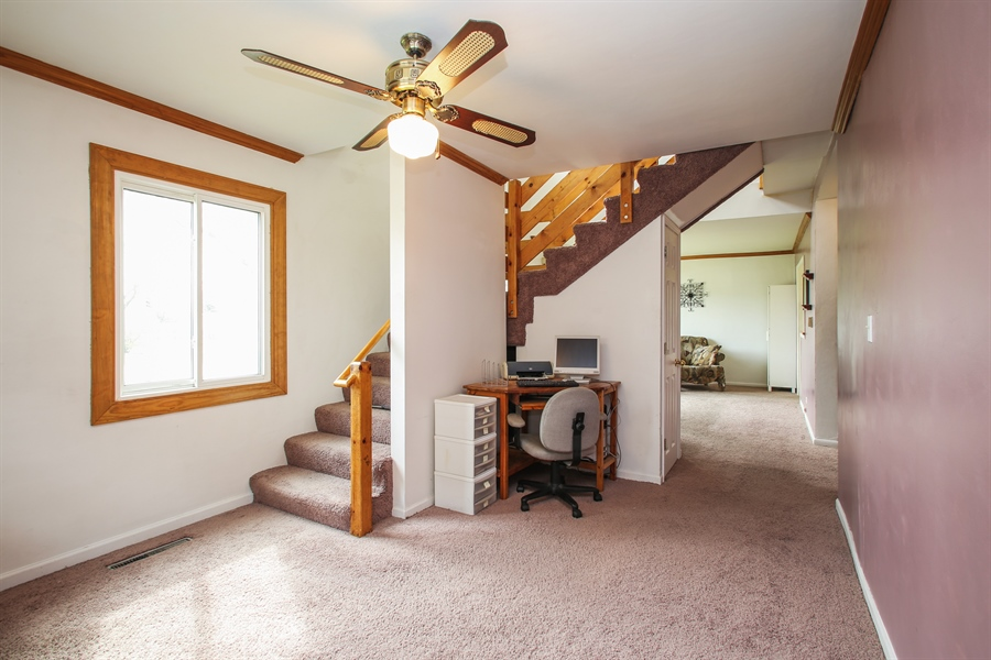 Real Estate Photography - 312 N. William, Mt. Prospect, IL, 60056 - Family Room