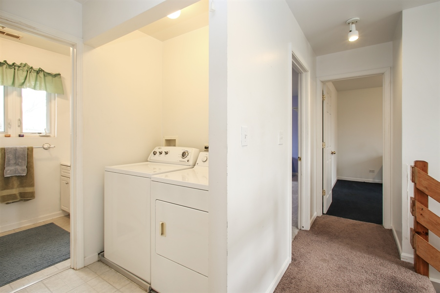 Real Estate Photography - 312 N. William, Mt. Prospect, IL, 60056 - Laundry Room