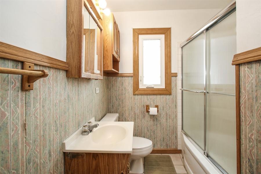 Real Estate Photography - 312 N. William, Mt. Prospect, IL, 60056 - Bathroom