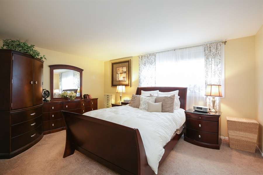 Real Estate Photography - 720 Mulberry, Algonquin, IL, 60102 - Master Bedroom