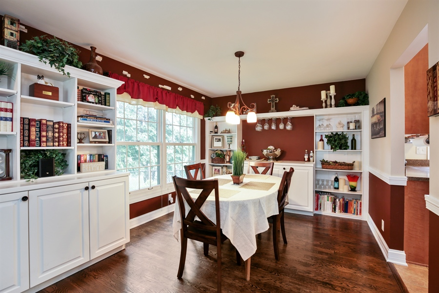 Real Estate Photography - 720 Mulberry, Algonquin, IL, 60102 - Dining Room