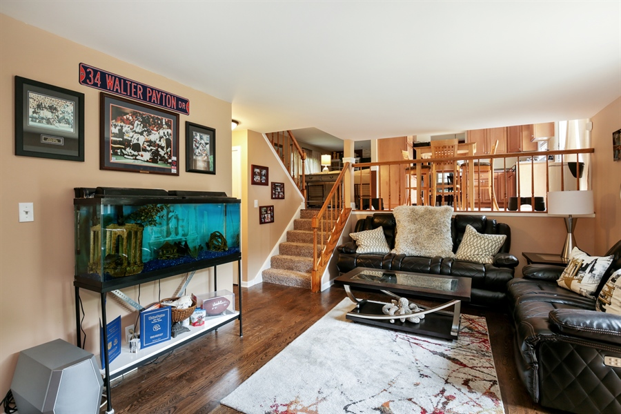 Real Estate Photography - 720 Mulberry, Algonquin, IL, 60102 - Family Room