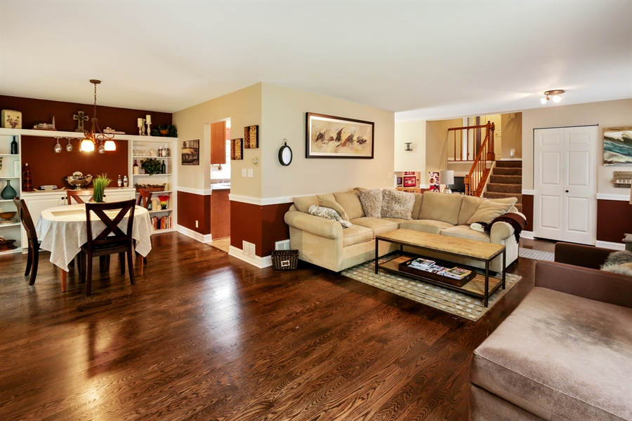 Real Estate Photography - 720 Mulberry, Algonquin, IL, 60102 - Dining Area