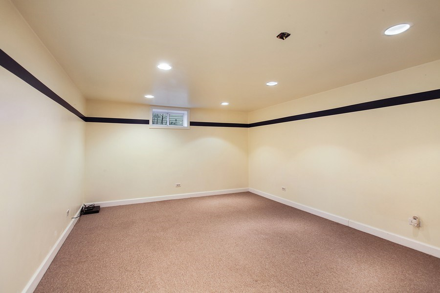 Real Estate Photography - 2132 Adams St, Rolling Meadows, IL, 60008 - Basement