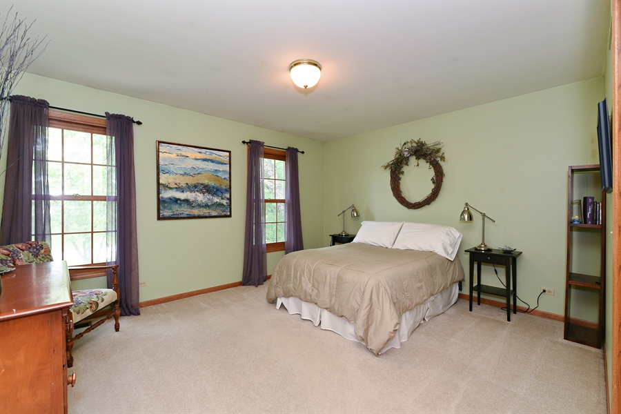 Real Estate Photography - 10N768 Williamsburg Dr, Elgin, IL, 60124 - 3rd Bedroom