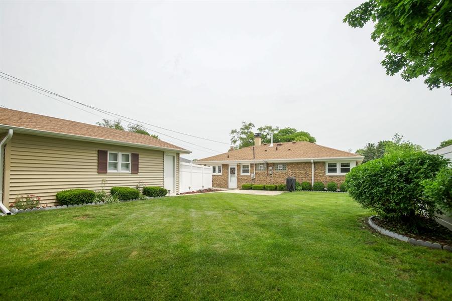 Real Estate Photography - 1064 W Villa Dr, Des Plaines, IL, 60016 - Rear View
