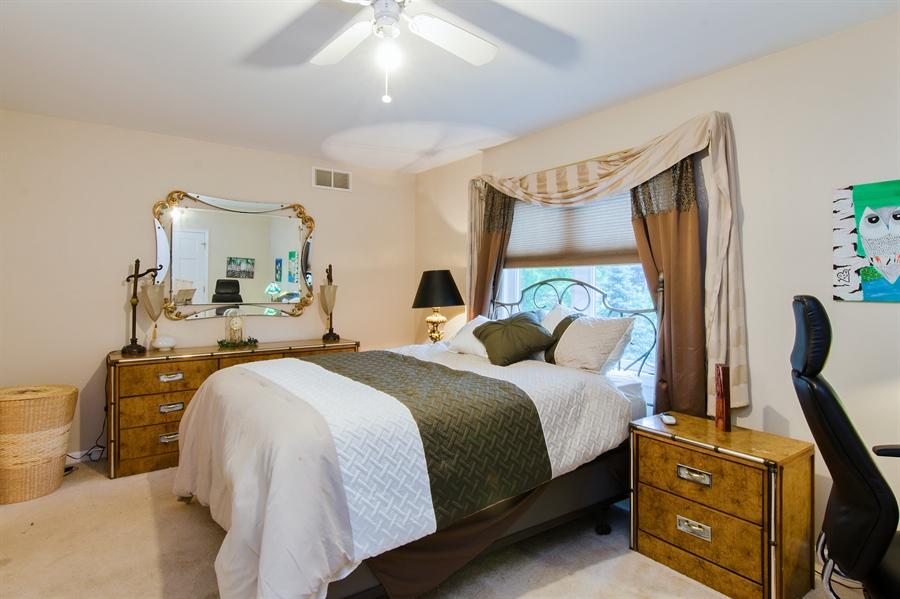 Real Estate Photography - 1545 N Harrison St, Algonquin, IL, 60102 - Master Bedroom