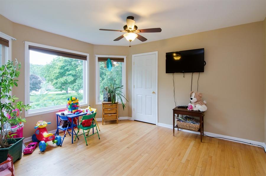 Real Estate Photography - 1545 N Harrison St, Algonquin, IL, 60102 - Den