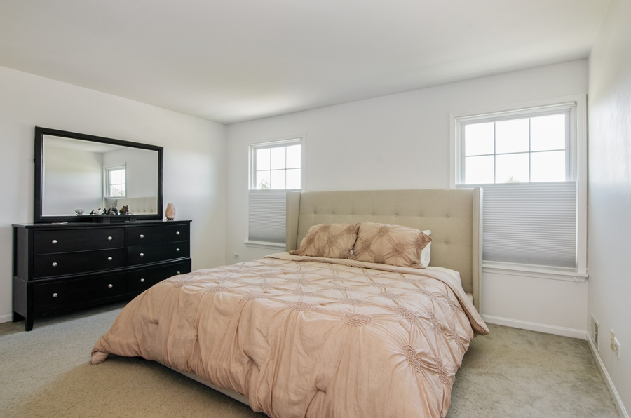 Real Estate Photography - 3 Banbury Court, Lake In The Hills, IL, 60156 - Master Bedroom