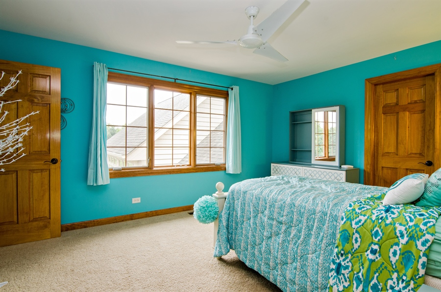 Real Estate Photography - 7930 Dunhill, Lakewood, IL, 60014 - 2nd Bedroom