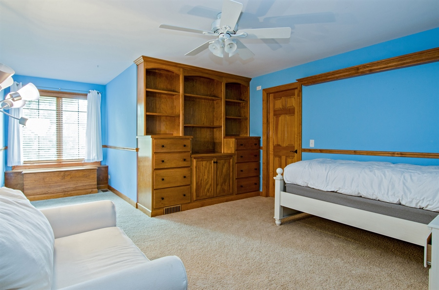 Real Estate Photography - 7930 Dunhill, Lakewood, IL, 60014 - 3rd Bedroom