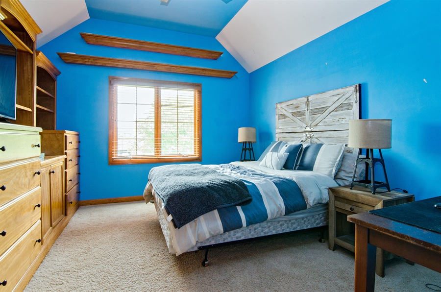 Real Estate Photography - 7930 Dunhill, Lakewood, IL, 60014 - 4th Bedroom