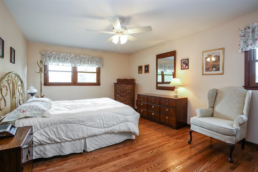 Real Estate Photography - 1015 Lancaster, Mount Prospect, IL, 60056 - Master Bedroom