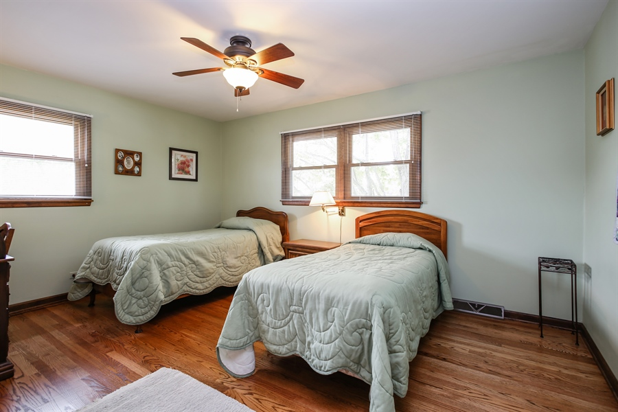 Real Estate Photography - 1015 Lancaster, Mount Prospect, IL, 60056 - 3rd Bedroom