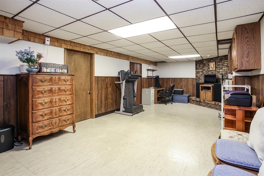 Real Estate Photography - 1015 Lancaster, Mount Prospect, IL, 60056 - Basement