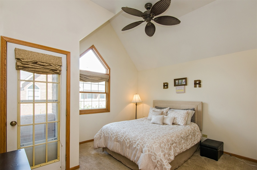 Real Estate Photography - 27 Bryant Ct, Crystal Lake, IL, 60014 - Master Bedroom