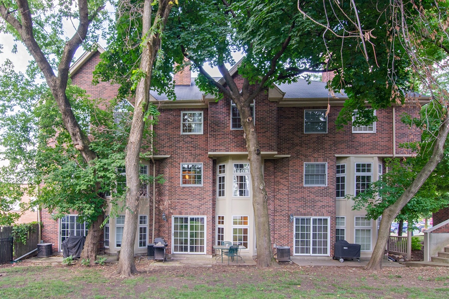 Real Estate Photography - 27 Bryant Ct, Crystal Lake, IL, 60014 - Rear View