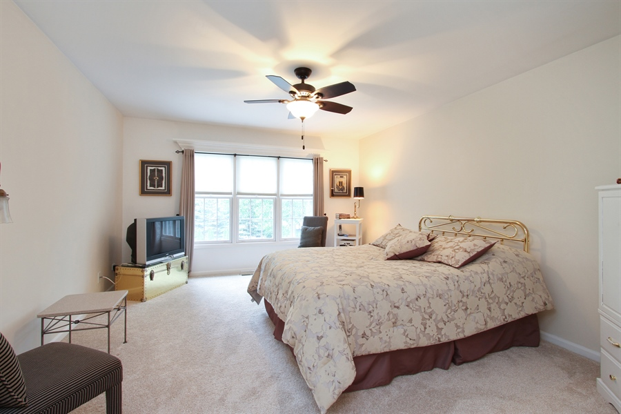 Real Estate Photography - 991 Sutherland Drive, Crystal Lake, IL, 60014 - Bedroom